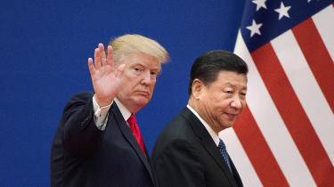 »Trump har ødelagt det USA-dominerede alliancesystem og indvarslet den bedste periode for strategiske muligheder for Kina siden Den Kolde Krig,« konstaterer Yan Xuetong, dekan for Institut for Internationale Relationer ved det prestigefulde Tsinghua Universitet i Beijing.