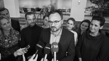 Den 6. december 2019 præsenterede Dan Jørgensen klimaloven, hvori intativet om et klimaborgerting indgik. Knap et år efter har borgertinget afholdt deres første møde.