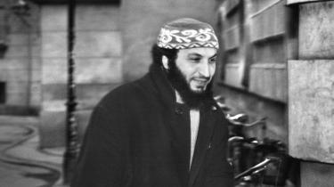 Said Mansour ved Københavns Byret i 2003.