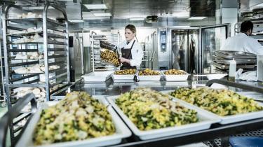 Der er brug for en kulturændring, som vegetardage i de statslige kantiner vil kunne være med til at drive frem