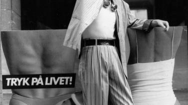Kim Schumacher blev kendt for sin friske tone og sit hurtige snakketøj som radiovært.