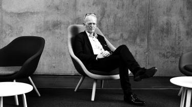 Henrik Bo Nielsen har været direktør på både Filminstituttet, Roskilde Museerne (ROMU) og Information, og har siden april 2019 været kulturdirektør i DR.