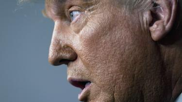 Donald Trumps uvillighed mod at fordømme politisk vold direkte eller indirekte udøvet i hans navn var klare introduktioner af voldelighed i den demokratiske proces.