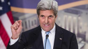 Tidligere udenrigsminister John Kerry er tilbage som en særlig klimaudsending i Joe Bidens kommende regering.