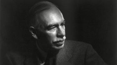Ny bog opruller den engelske økonom John Maynard Keynes' fascinerende liv og ideer.