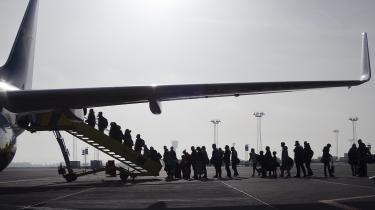 Øgede afgifter på flyrejser er et af de punkter, der synes at være opbakning til i målinger af danskernes parathed til at betale klimaafgifter.