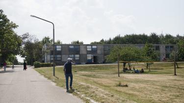 Fra 2010 til 2018 var Auderød-lejren i midlertidigt modtagecenter for flygtningen. I 2018 rykkede de sidste af omkring 700 asylsøgere og afviste asylsøgere ud. Nu skal Auderød-lejren være stedet, hvor kreative og visionære kræfter de kommende år skal udforme en 'drejebog' for Danmarks omstilling til bæredygtighed og klimaneutralitet.