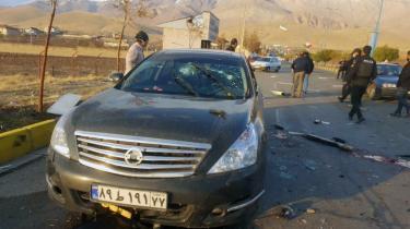 Fakhrizadeh faldt i baghold på en motorvej, nær den iranske hovedstad, ved en nøje planlagt likvideringsaktion.