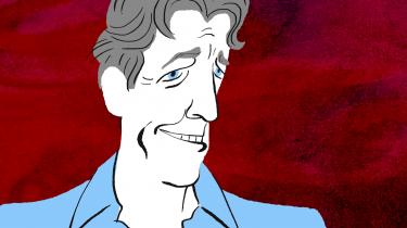 I Susanne Biers superpopulære og skrækkeligt medrivende mordserie 'The Undoing' spiller Hugh Grant en meget dyster version af sig selv. Det er ikke fortællingen om en 'romcom'-stjerne, der er gået fra at spille good guy til at spille bad guy, men om et stykke populærkultur,  der erkender al den magt hos det charmerende ikon, som tidligere var uerkendt