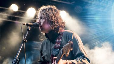 Kevin Morby – her på Roskilde Festival i 2017.