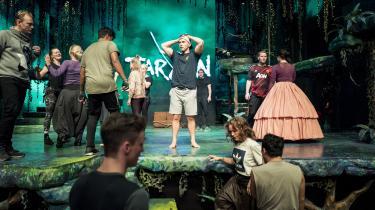 I marts gik Fredericia Teater konkurs efter at have kæmpet med økonomiske problemer på flere fronter. Coronanedlukningen blev dødsstødet.