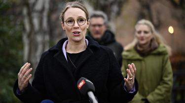 Miljøminister Lea Wermelin præsenterede fredag en naturaftale, som blandt andet indebærer, at der skal afsættes 75.000 hektar land til urørt skov. Arealet svarer til to gange Langelands størrelse.
