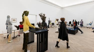 Rasmus Myrup: 'Salon de refuses', Kunsthal Charlottenborg