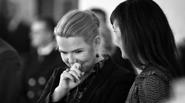 Indtil nu har Venstre vist ubetinget loyalitet over for Støjberg. De vidste allerede for et år siden, at hun havde givet det, Ombudsmanden havde kaldt en »ulovlig instruks« og stod over for en kommissionsundersøgelse. Men det forhindrede dem ikke i at gøre hende til næstforkvinde – og retsordfører.