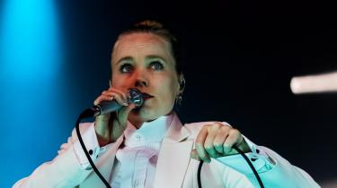 Ane Brun lægger ikke skjul på, at hun er inspireret af navne som Portishead og Massive Attack.