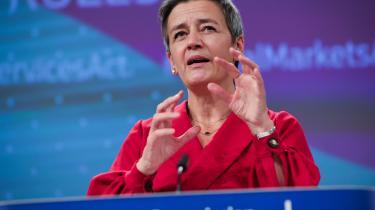 Tirsdag præsenterede konkurrencekommissær Margrethe Vestager to længe ventede lovforslag fra EU-Kommissionen.