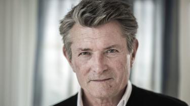 Tv-vært Jens Gaardbo er ikke længere på skærmen hos TV 2.