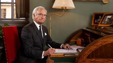 »Det er jo ganske enkelt, at vi er mislykkedes,« sagde den svenske konge, HKH Carl XVI Gustaf af Sverige, i SVT-programmet 'Året med kongefamilien' i begyndelsen af sidste uge.