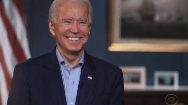 Den kommende Biden-regering skal tage stilling til stor forlagsfusion.
