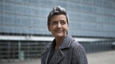 »Hvis der ikke er konkurrence, så får du en koncentration af økonomisk magt, som ikke kan udfordres, og det fører til korruption og magtbrynde,« siger Margrethe Vestager.