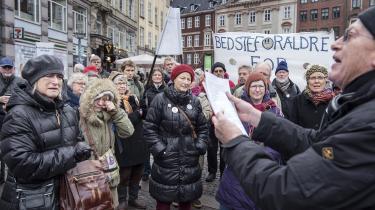 Både det kulturelle og politiske liv er præget af, at de gråhårede er initiativtagere og brugere, skriver aldringsforsker Aske Juul Lassen, i denne kronik.