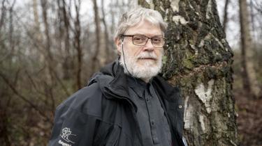 I de senere år er 66-årige Alex Larsen begyndt at forsøge på at få folk omkring ham til at leve mere klimavenligt. »Jeg har fundet ud af, at det er en svær disciplin at påvirke andre. Det giver bagslag, hvis man er for moraliserende, men jeg forsøger stadig at tage snakken.«