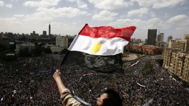 Hundredtusinder af egyptiske demonstranter fik i 2011 landets leder gennem tre årtier, Hosni Mubarak, til at træde tilbage i det, som senere er blevet døbt Det Arabiske Forår.