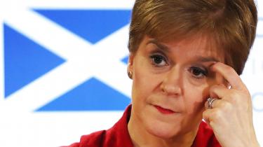 Den skotske førsteminister Nicola Sturgeon kalder det 'kulturel vandalisme', at Storbritannien har valgt at sige farvel til det europæiske udvekslingsprogram Erasmus.