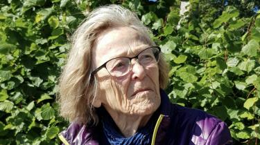 Birgit Aarestrup havde en stærk skabertrang og en dyb interesse for historie. Som pensionist var hun særdeles aktiv i den lokalhistorisk forening. Hun skrev otte bøger om alt, hun kunne grave frem om sin landsbys fortid