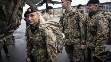 Et militært stærkt Europa er kun effektivt, hvis vi har et politisk samlet Europa, skriver dagens kronikør.