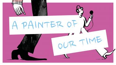Podcasten 'A Painter of Our Time' fortæller spændende og lækkert om CIA's indflydelse på kunsten i den frie vestlige verden, og i særlig grad i Danmark, under Den Kolde Krig