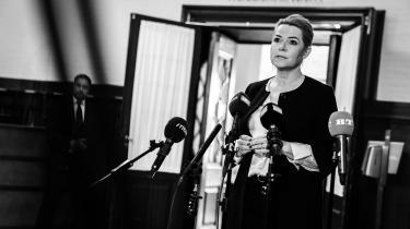 Inger Støjberg rasede torsdag videre mod Jakob Ellemann-Jensen og talte om hans støtte til rigsretssagen som »den største mistillidserklæring, jeg kan få fra min egen formand«.