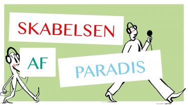 Forfatter Kaspar Colling Nielsen stikker hovedet ud af betonjunglen og snuser til naturen. Kan han skabe et paradis uden for byen, som han kan holde ud at leve i? Podcasten 'Skabelsen af Paradis' viser hans snørklede vej mod det liv, han drømmer om