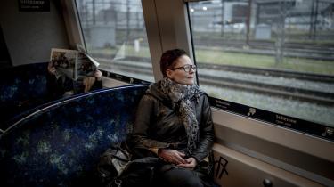 Bitten Vivi Jensen har som sagsbehandler i Frederiksberg Kommune været vidne til, at syge borgere blev presset ud i, hvad hun opfattede som meningsløse og langvarige sagsforløb. Hun ville ikke føle sig tilstrækkelig tryg ved at henvende sig til en intern whistleblowerordning.