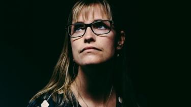 Partikolleger beskriver Stephanie Lose som en, man ikke kan køre over fagligt.