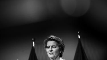 De Forenede Stater er tilbage, konstaterede EU-kommissionsformand Ursula von der Leyen begejstret i ugens løb. Men de gode gamle dage kommer ikke igen, blot fordi Trump er væk.