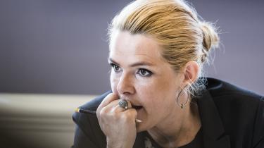 Ifølge anklagen er Inger Støjberg »ansvarlig for«, at Udlændingestyrelsen fra februar 2016 og frem til december samme år »iværksatte og fastholdt« en adskillelse af unge asylpar »i strid med Den Europæiske Menneskerettighedskonvention«.