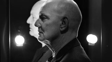 Lars Norén, fotograferet af Per Morten Abrahamsen under opsætningen af Kaj Munks 'Ordet' på Det Kongelige Teater i 2008.