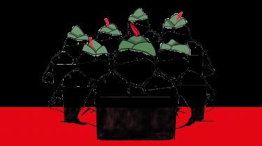 De seneste uger har små, private investorer samlet sig på det sociale medie Reddit. De har forhindret hedgefonde i at tjene stort på et computerspilsfirmas snarlige konkurs, og deres koordinerede investeringer har rystet hele aktiemarkedet. Det er »et socialt oprør«, siger cheføkonom i Saxo Bank