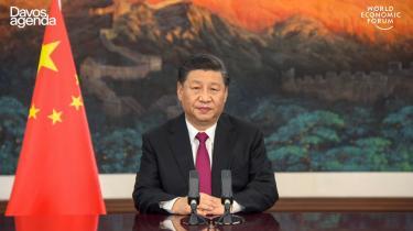 Hvem ved, måske vil Kinas Xi Jinping os det lige så godt, som han gav udtryk for på World Economic Forum.