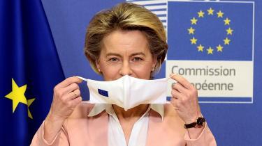 Die Welt kalder EU's kommissionsformand Ursula von der Leyens strategi i den verserende vaccinestrid mellem EU, Storbritannien og AstraZeneca for »et uforglemmeligt Brexit-selvmål«, der har skadet EU's troværdighed.