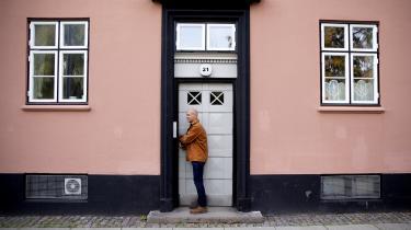 Beboerne i bydelen Den Sønderjyske By på Frederiksberg fik skræmt Blackstone væk. Alligevel frygter de, at huslejen snart vil stige alligevel.