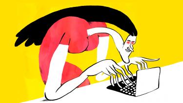 Forfatter Ida Marie Hede og den kunstige intelligens GPT-3 har skrevet en tekst hver. GPT-3 har imponeret forskere verden over med sin evne til at skrive. Det tester Information ved at bede litteraturanmelder og -forsker Kamilla Löfström om at gætte, hvilken tekst der er skrevet af hvem. Du kan også gætte med