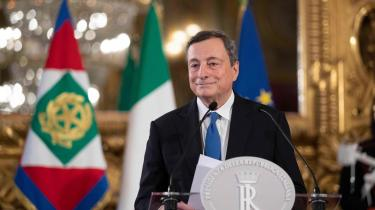 Det er endnu ikke helt sikkert, at Mario Draghi rent faktisk bliver Italiens næste premierminister, for han har stadig brug for et politisk flertal i parlamentet. Hvis Draghi ikke får tilstrækkelig opbakning, kan præsident Mattarella stadig være tvunget til at udskrive valg.