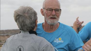 Leif Lauridsen var rig på energi og kunne få de fleste til at live op, selv de ensomme mennesker, han mødte på sin postrute