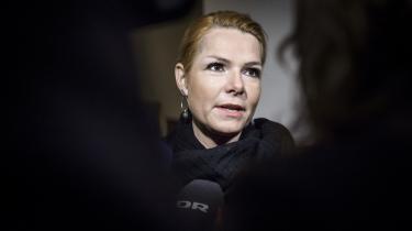 Inger Støjberg skal bare sige 'barnebrude', så er der konsensus om at lægge afstand.