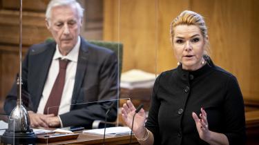 Der var ingen, der trak en grænser, da Inger Støjberg onsdag i folketingssalen kom med en ekstrem udtalelse mod løsgængeren Sikkandar Siddique.