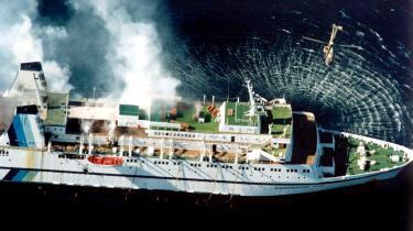 Den 7. april 1990 omkom 159 personer som følge af en række påsatte brande på Scandinavian Star, der var på vej fra Oslo til Frederikshavn.