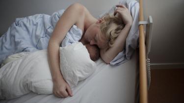 »Hvad koster en tryg fødsel eller et godt ammeforløb? Og hvilken værdi skaber det? Det er måske sværere at måle end for operationer eller kemobehandlinger. Men det handler om at give forældre og børn den mest optimale start på livet. Det kan da kun være en god investering,« siger Liv Collatz, der er en af medstillerne bag et borgerforslag om at forbedre fødselsforholdene på hospitalerne.