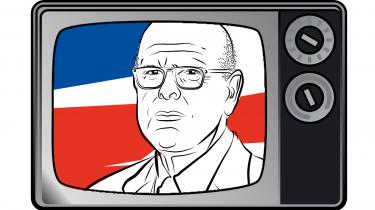 I serien 'Langsomme samtaler om USA' interviewer chefredaktør Rune Lykkeberg den den konservative amerikanske forfatter og journalist Christopher Caldwell. Han fortæller om det, der efter hans opfattelse er den virkelige splittelse i amerikanske politik